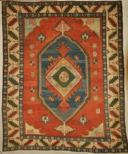 Red Turkish rugs and more oriental carpet 31438-