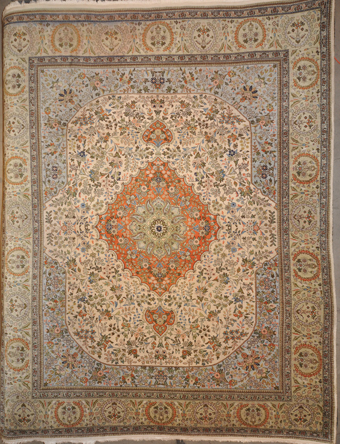 Persian Tabriz rugs and more oriental carpet 28880-
