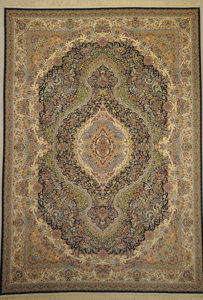 Persian Kerman rugs and more oriental carpet 31435-