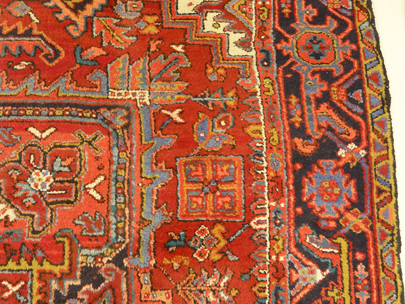 Persian Heriz Rug Rugs More