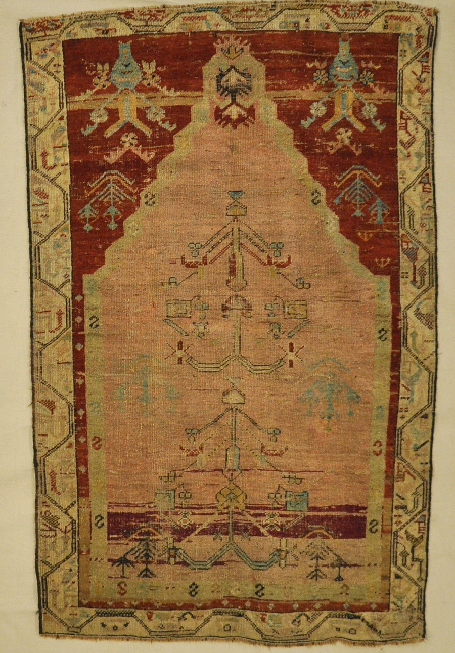 Turkish Prayer Rug Santa Barbara Design Center -1