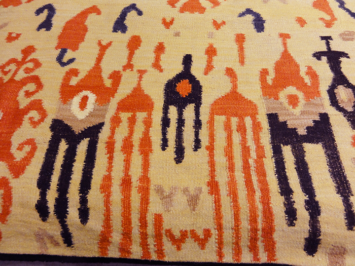 Ottoman Kelim Santa Barbara Design Center & Rugs and more