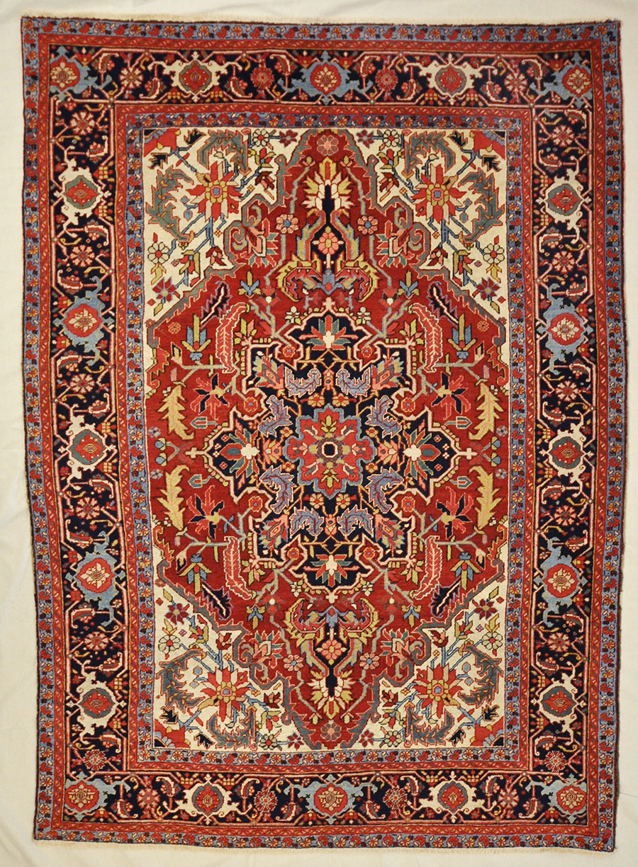 Serapi Heriz antique Rugs & More