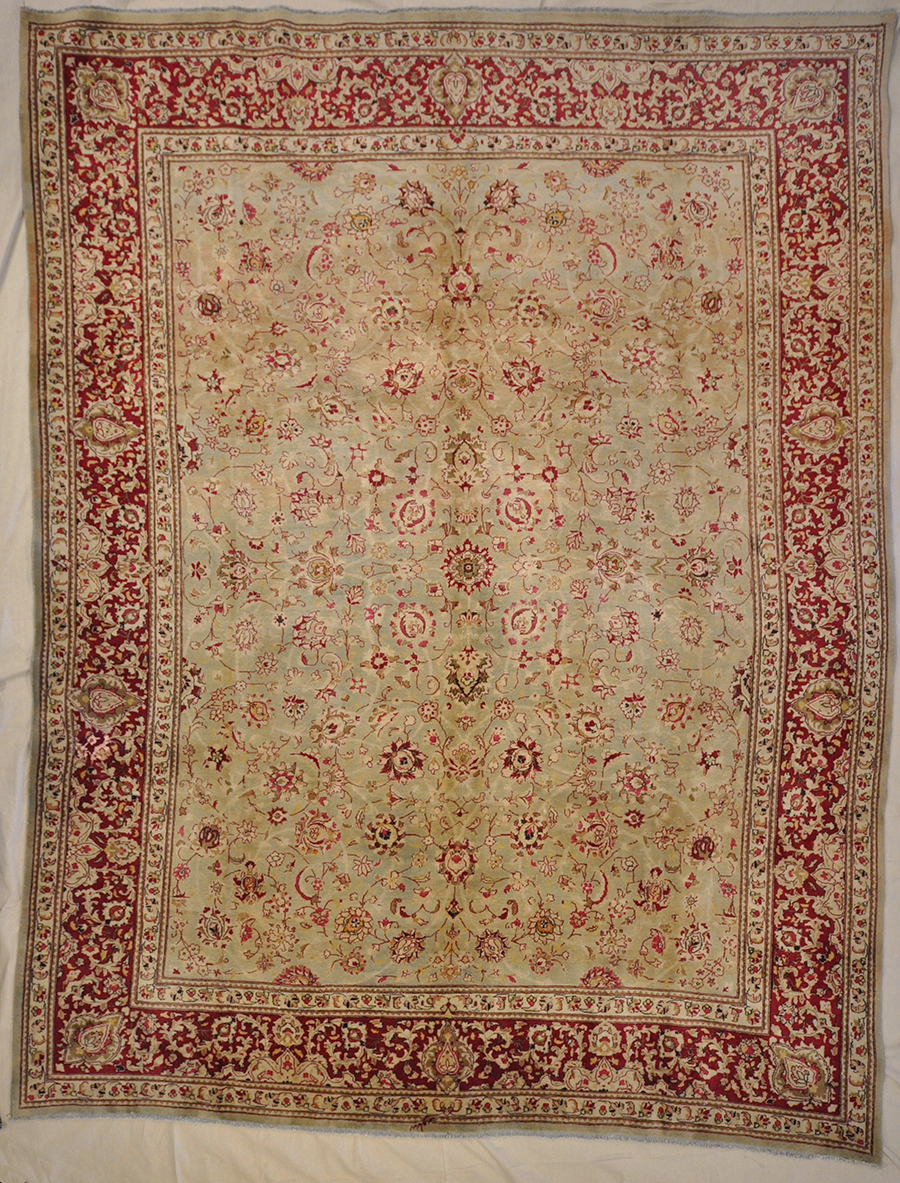 Vintage Persian 32012 Rugs & More