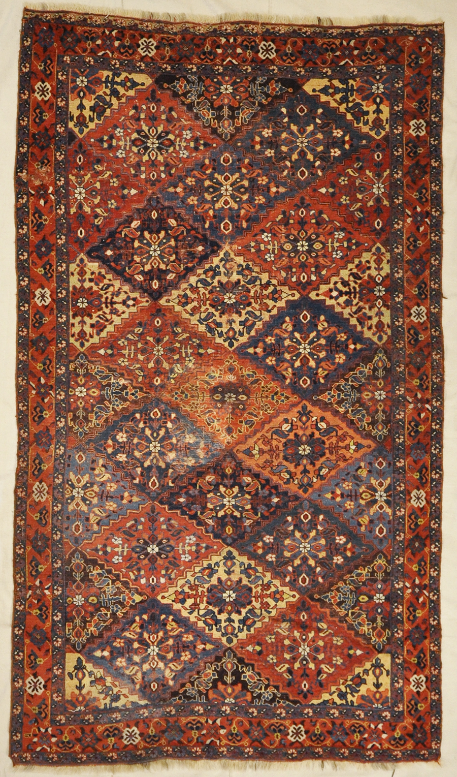 Antique Persian Qashgai Rugs & More