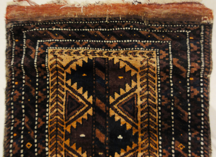 Antique Baluch Rugs & More