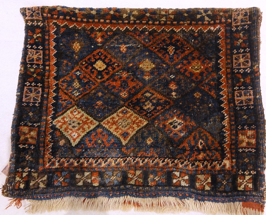Antique Jaf Kurd Rugs & More