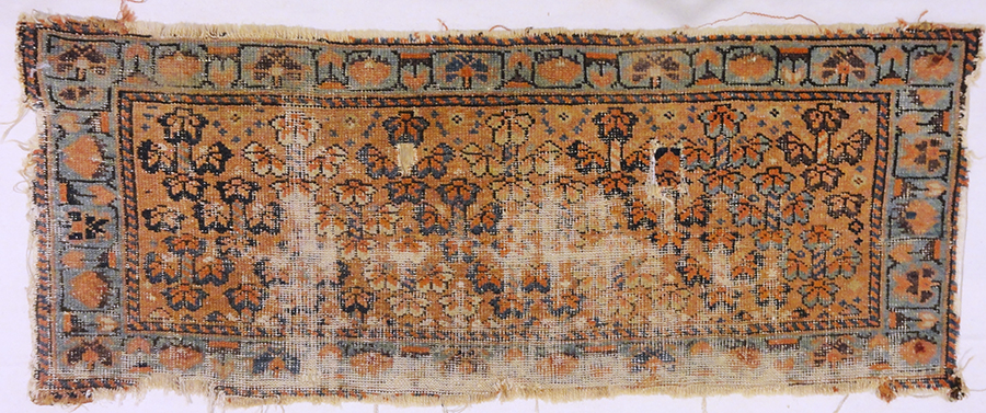 Antique Kurdish Juval Rugs & More