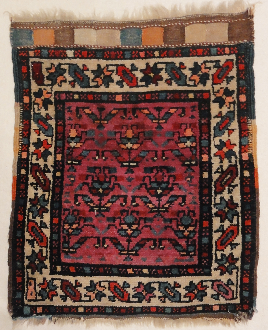 Kurdish Bagface Rugs and More
