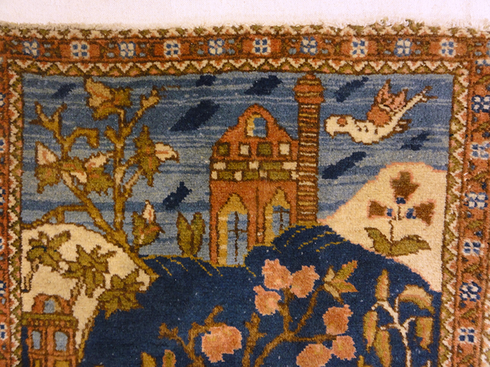 Tabriz Two Panel Rugs and More