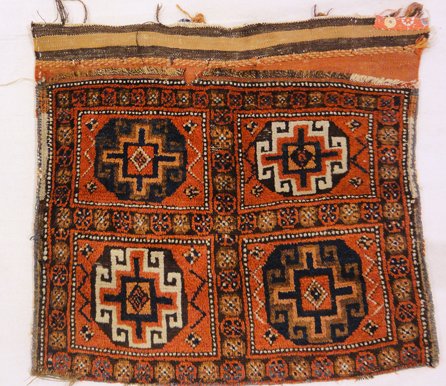 Kurdish Saddle Bag Rugs and More 31832