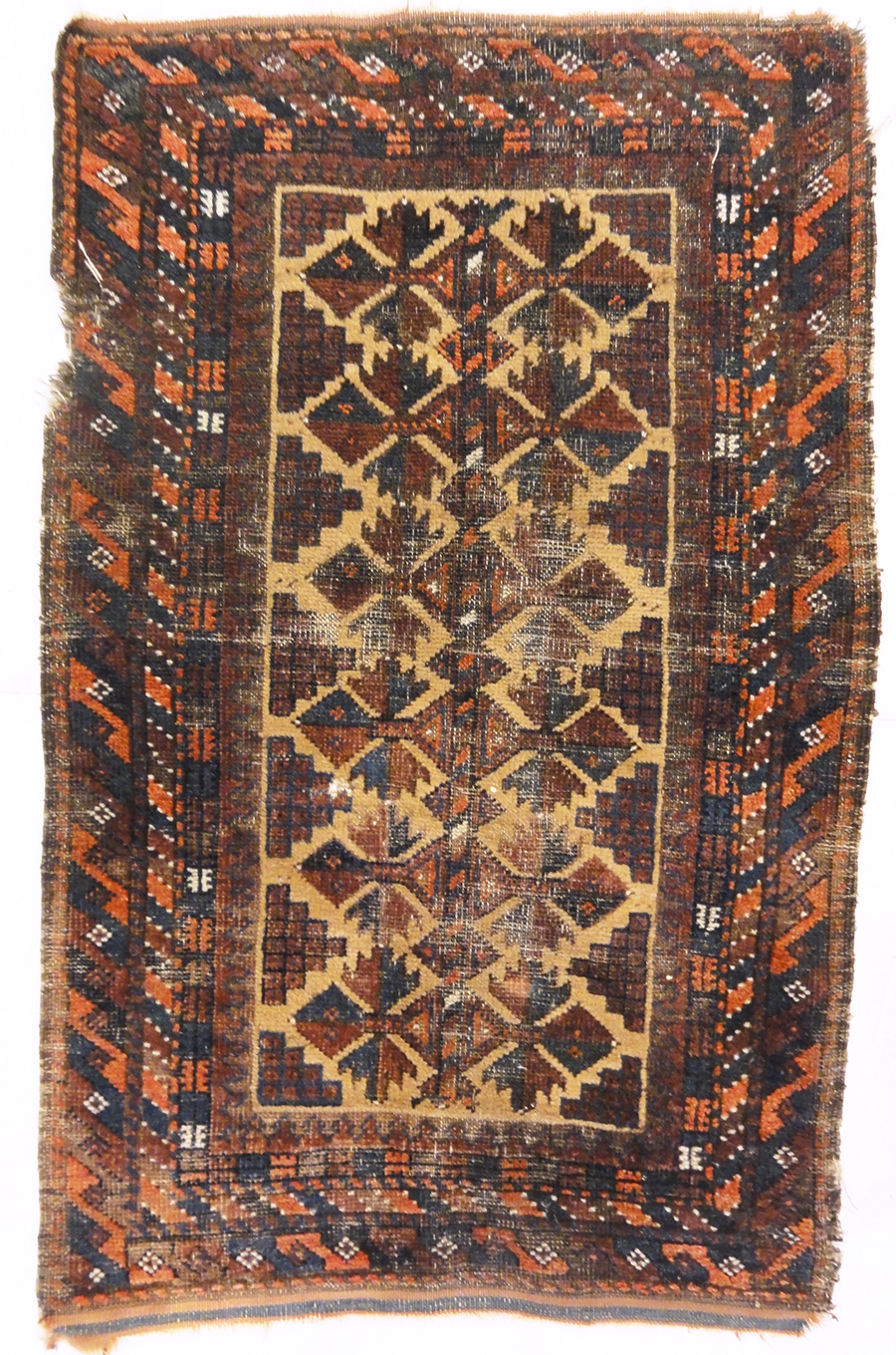 Persian Baluch Antique Rugs and More