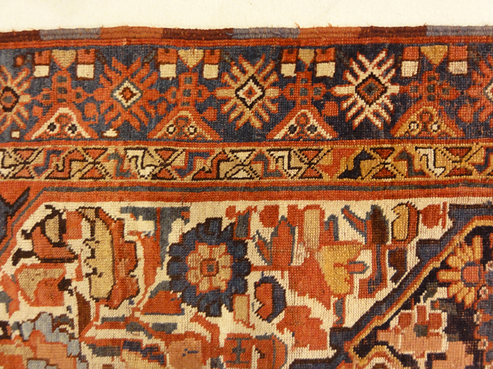 Antique Qashqai Rug Rugs and More