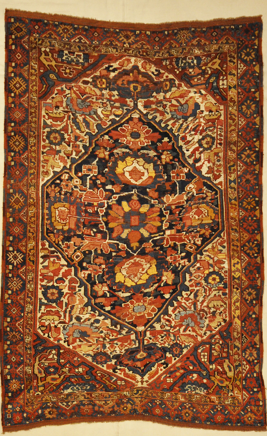 Antique Qasugai Rugs and More