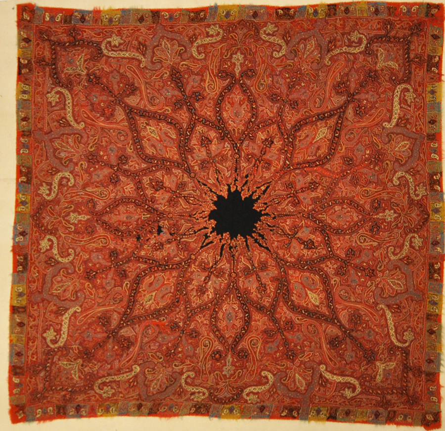 Antique Kashmiri Pashmina Shawl Rugs More