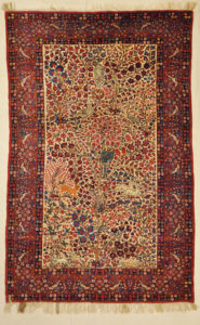 Antique Kerman Ravar Rugs and More Oriental rugs 31818