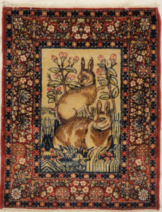 Antique Kerman Khargoosh Rugs and more Oriental Carpet 31812