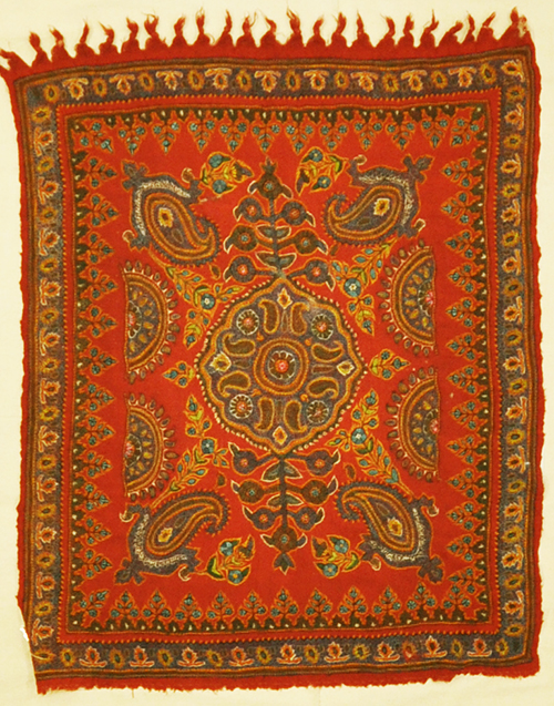 Antique Suzani Kerman Patte rugs and more oriental carpet 31789-