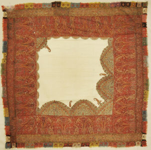 Antique Kashmiri Shawl rugs and more oriental carpet 31790-
