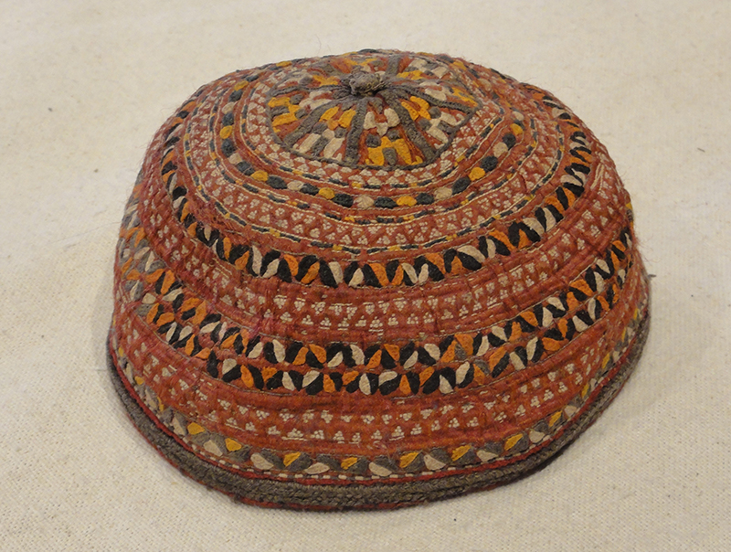 Antique Turkoman Hat rugs and more oriental carpet 31782-