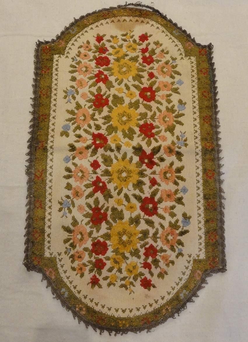 British Silk Needle Work Rugs More