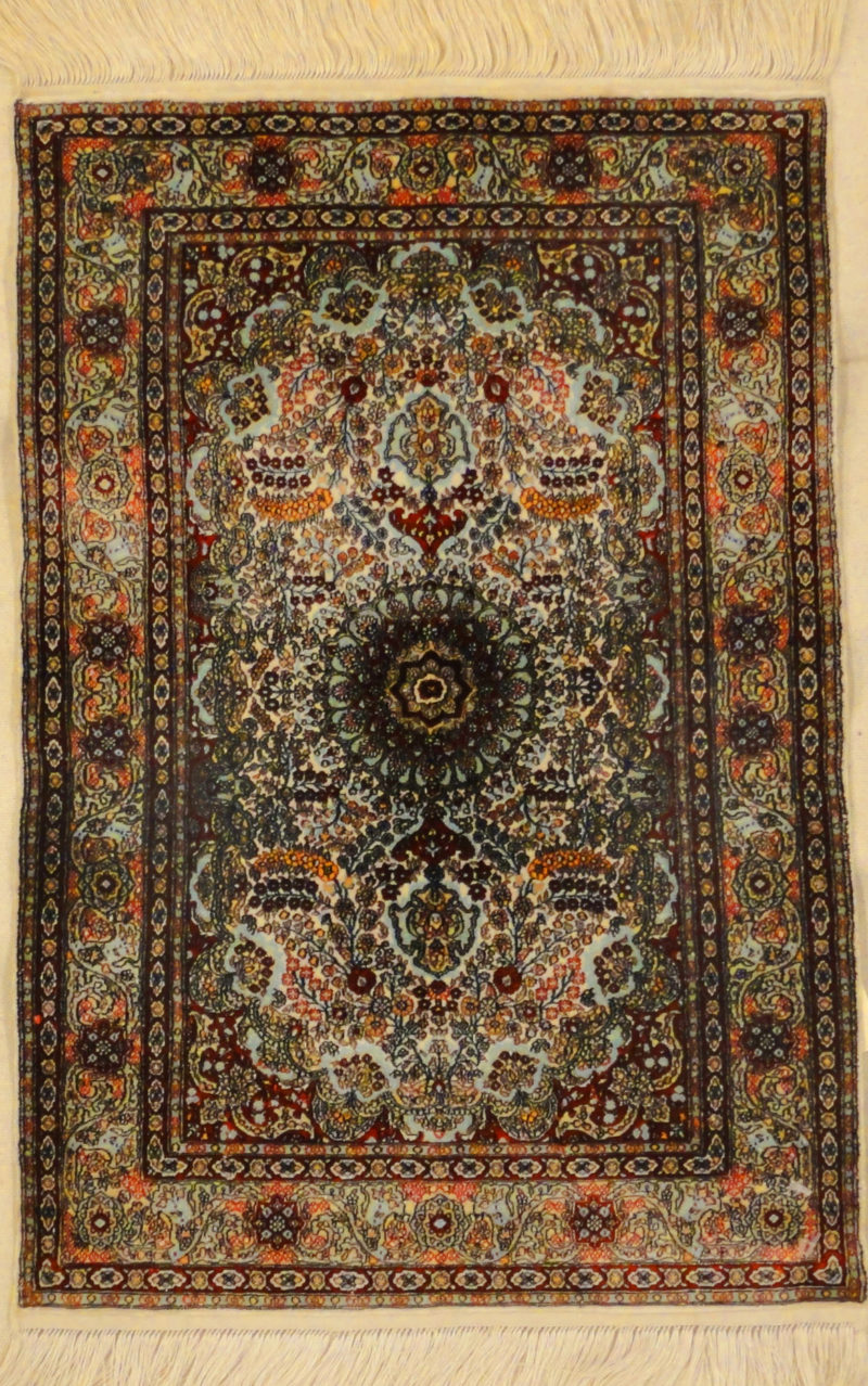 Finest Silk Tabriz rugs and more oriental carpet collectables 31753-
