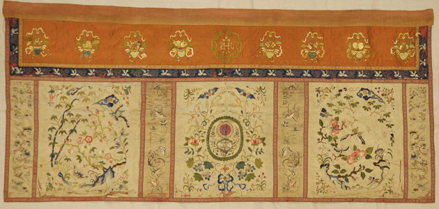 Rare Chinese Silk Textile rugs and more oriental carpet 31750-
