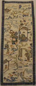 Chinese Forbidden Stitch rugs and more oriental carpet 31741-