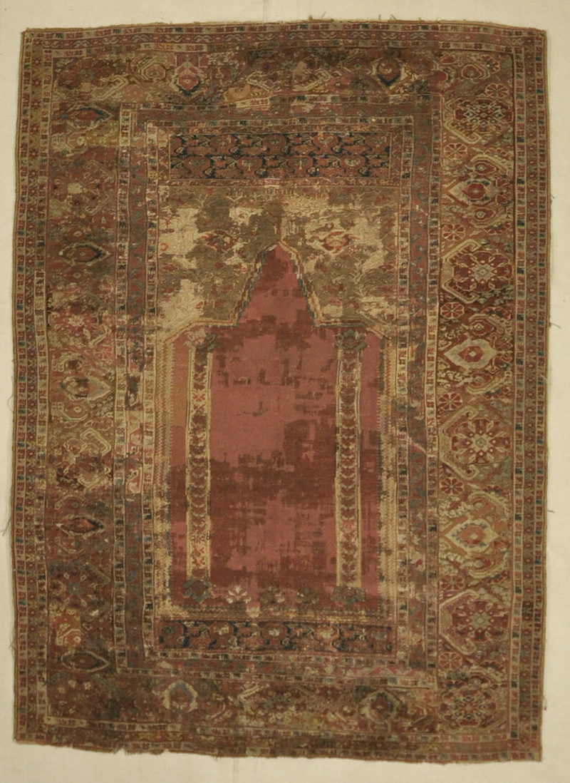 17th Century Ghiordes rugs and more oriental carpet 31723-