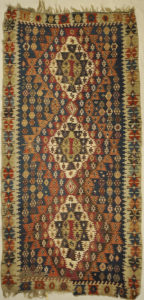 18th Century Turkish Kilim rugs and more oriental carpet 31722-