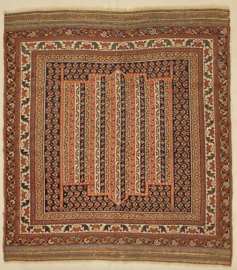 Antique Afshar Mid Century rugs and more oriental carpet 31721-2