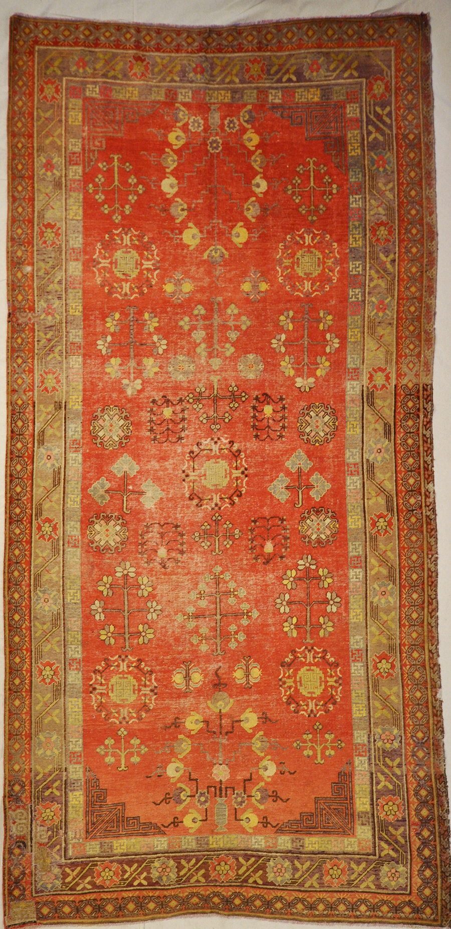 Antique Khotan Rugs & More Oriental Carpets