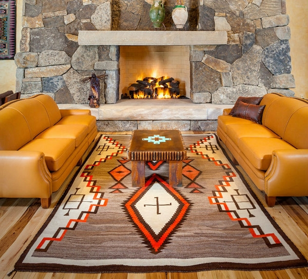 Decorate Your Home With A Navajo Rug, Learn How?