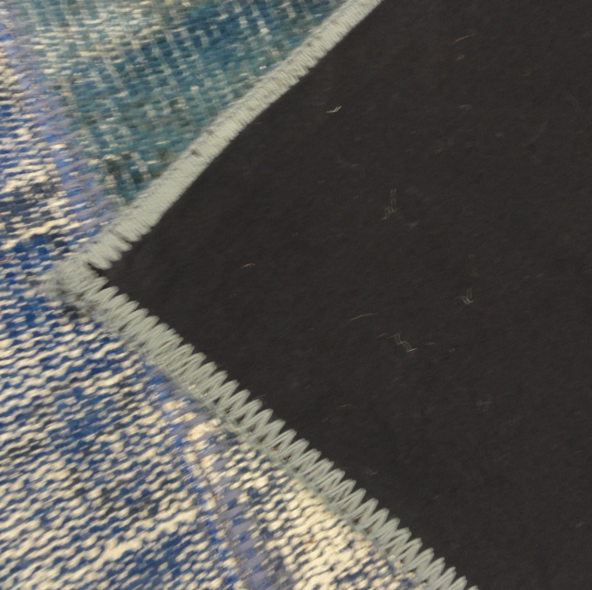 Blue Patchwork Rugs & More Oriental carpets