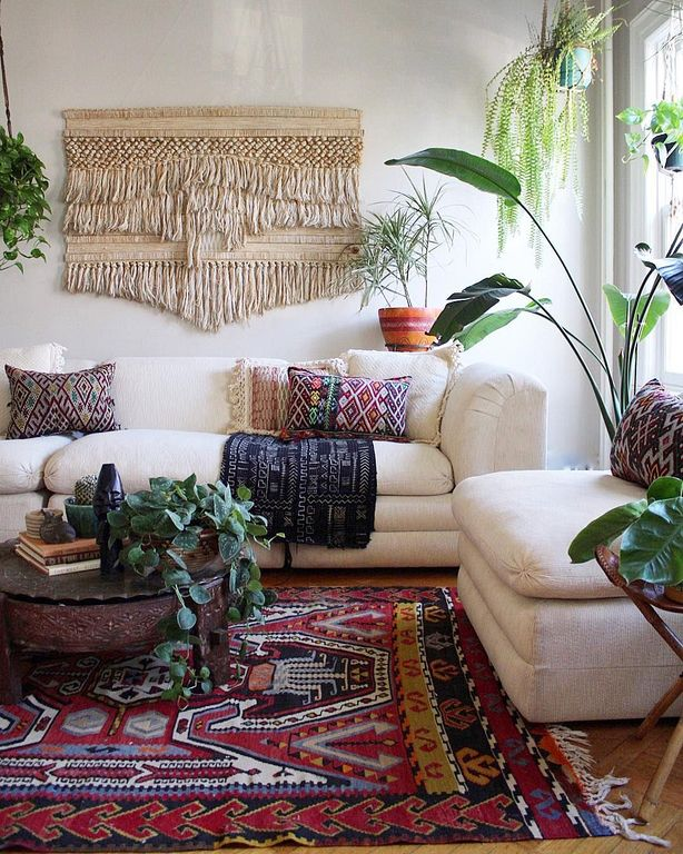 Create a Bohemian Style With these Oriental Rugs 2