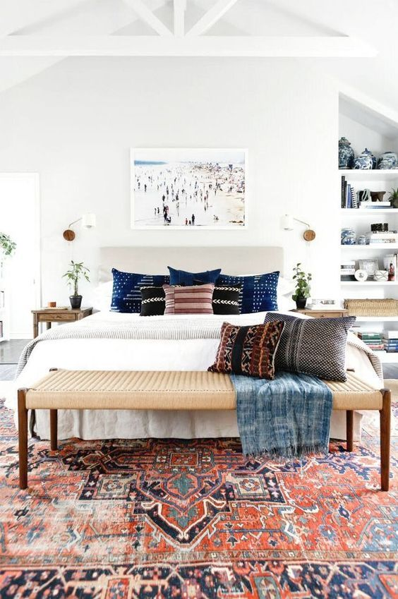 Create a Bohemian Style With these Oriental Rugs 22