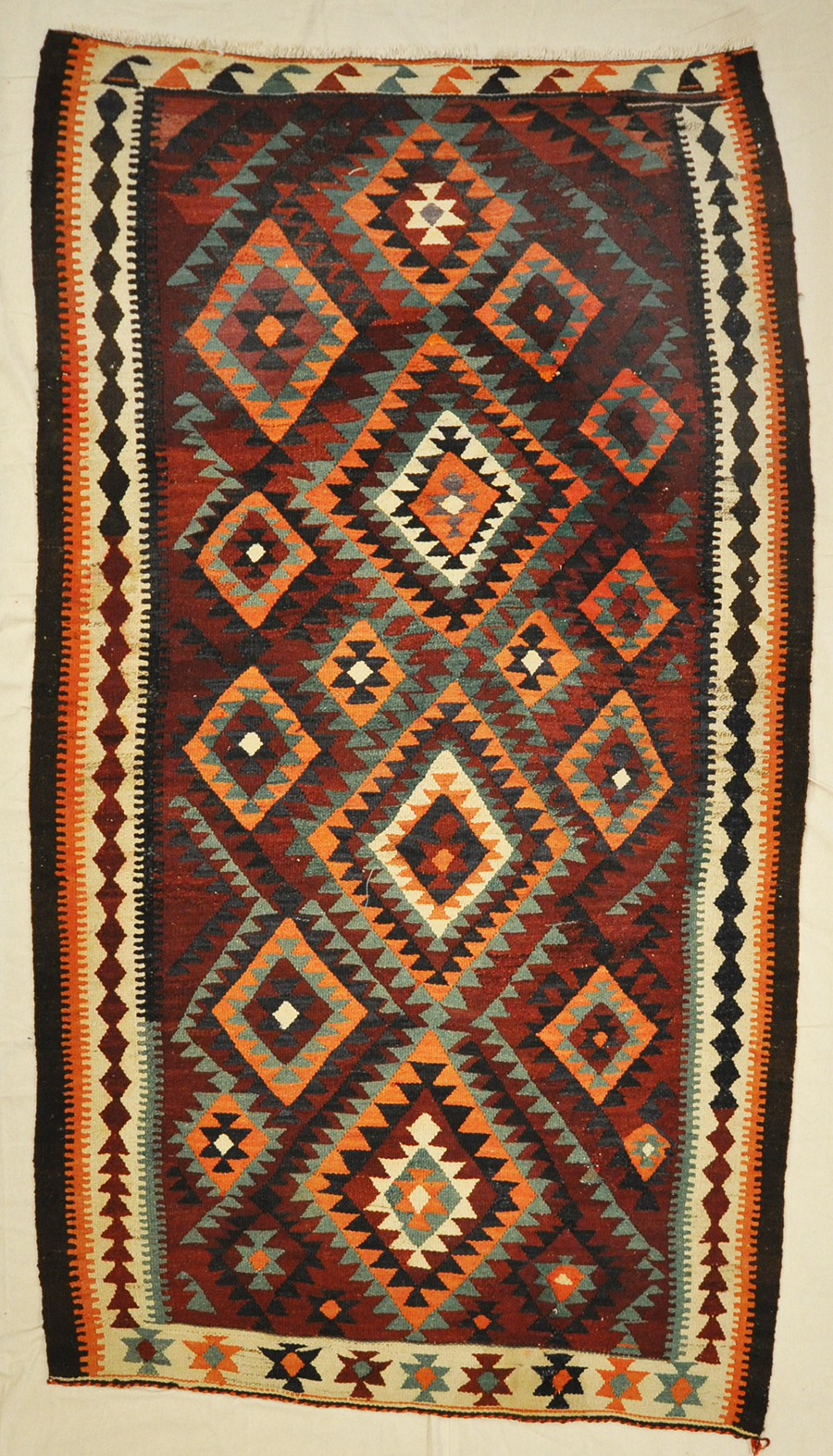 Kurdish Kelim Rugs & More Oriental carpets 32117