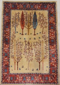 antique Gabbeh Karabagh | Rugs & More | Oriental Carpets