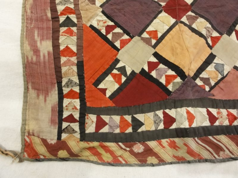 Antique Ikat Pillowcase | Rugs & More | Oriental Carpets