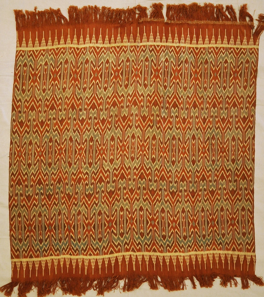 Ikat 4'10x5'8 Rugs & More Orental Carpets