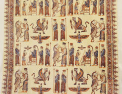 Batik Antique Tapestry 32322
