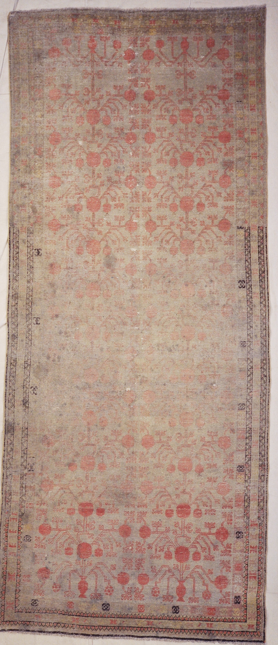Antique Khotan Rugs & More Oriental Carpets 27804.