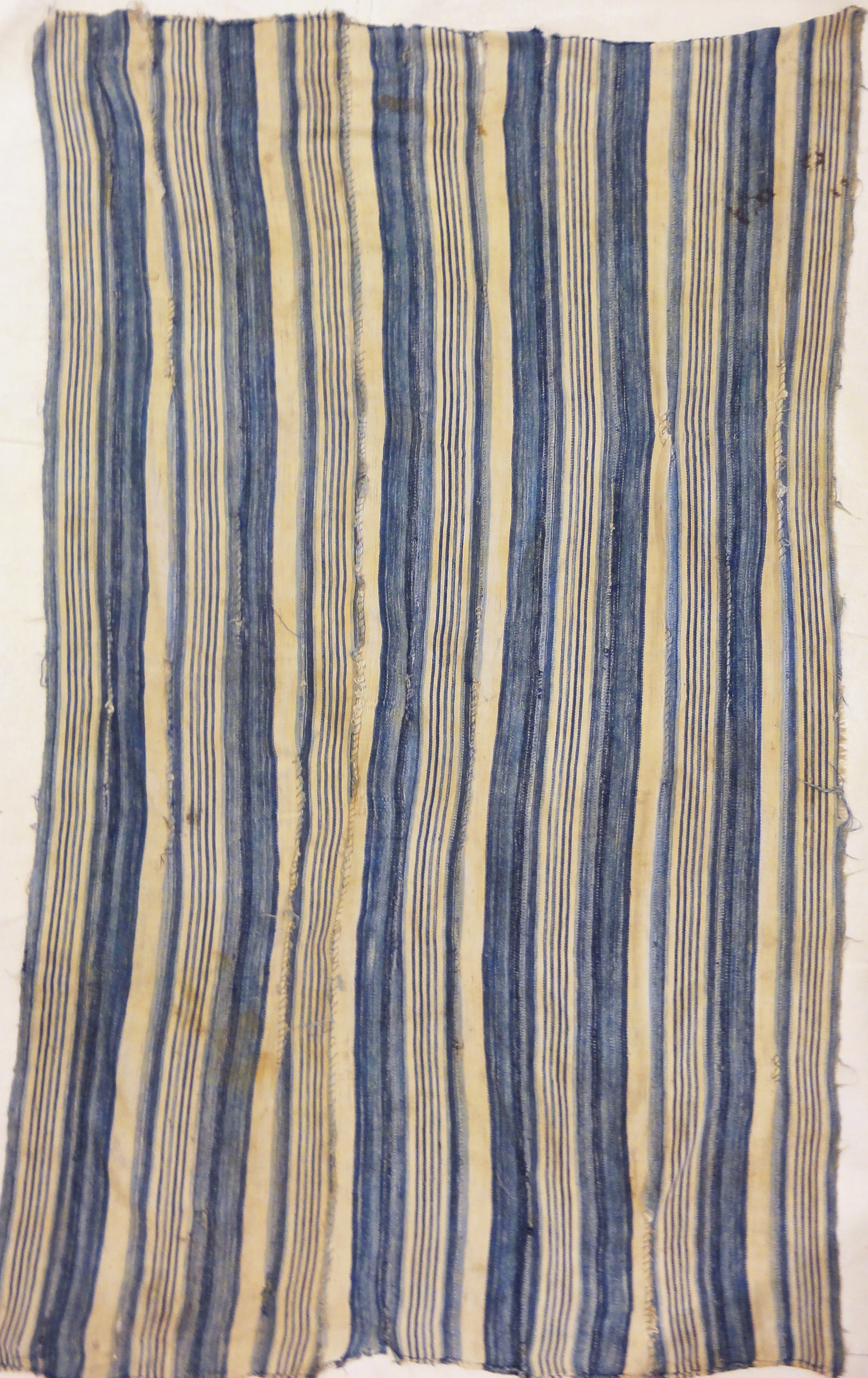 Indigo Cloth 3'3x4
