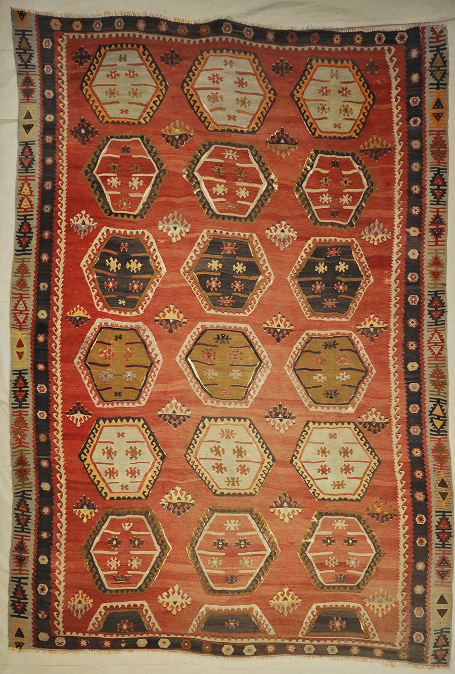 Antique Kelim Rugs & More Oriental Carpets 32264