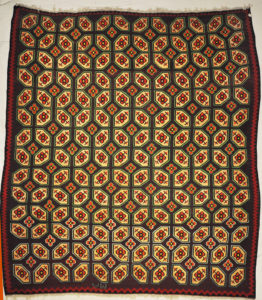 Vintage Turkish Kelim Rugs & More Oriental Carpets8