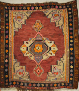 Vintage Turkish Kelim Rugs & More Oriental Carpets