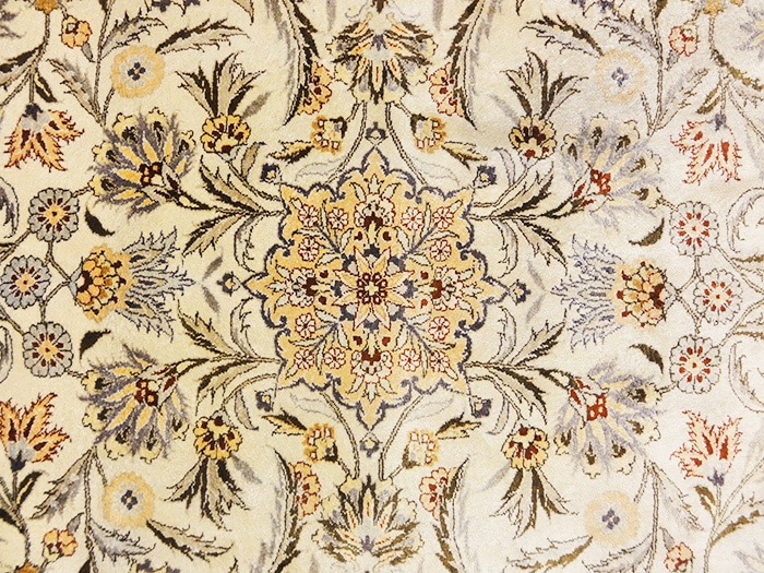 Silk Hereke | Rugs and More | Santa Barbara Design Center