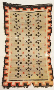 2nd Half 19th C. Antique Navajo Silk | Rugs & More | Oriental Carpets