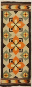 Swedish Patterned Textile | Rugs & More | Oriental Carpets| Santa Barbara