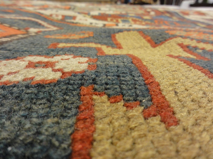 Vintage Tribal Kazak | Rugs & More | Santa Barbara Design Center
